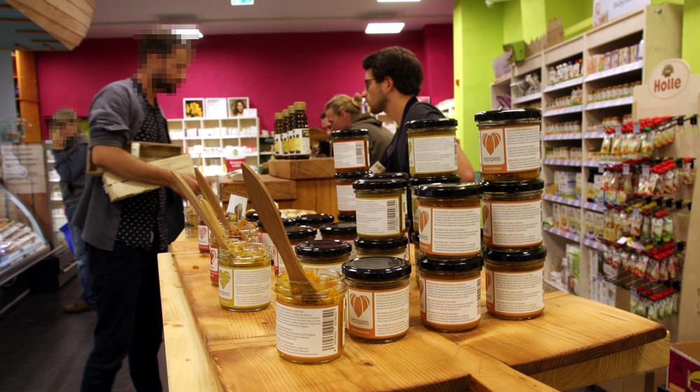 Leipspeis Biomare Regiomesse bio aufstrich essen